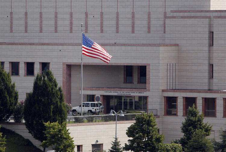 ABD Konsolosluk Grevlisi Casusluktan Tutukland