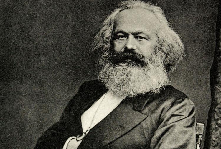 Karl Marx ile ilgili görsel sonucu