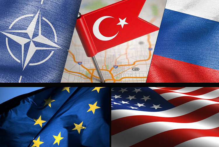 ABD ve Batı'yla ilişkiler kopma noktasında