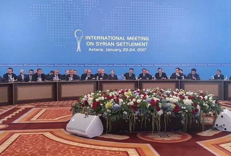 Astana görüşmelerinde ABD heyeti yok