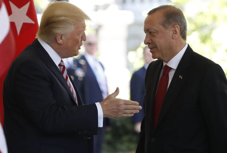 erdoğan,trump ile ilgili görsel sonucu