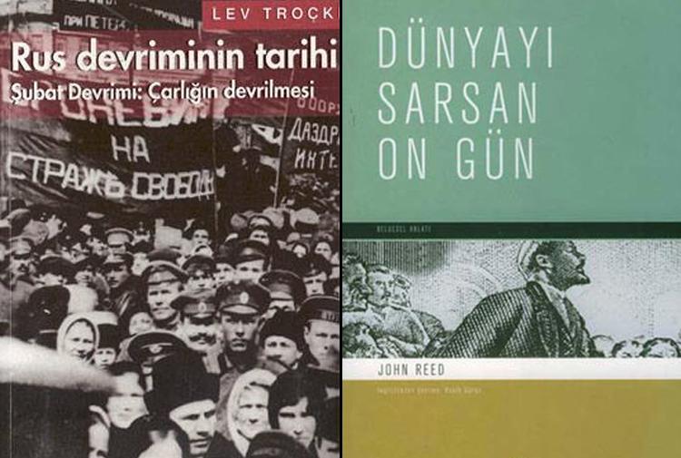 Image result for Rus Devrimi üzerine en iyi 10 kitap – Tarık Ali