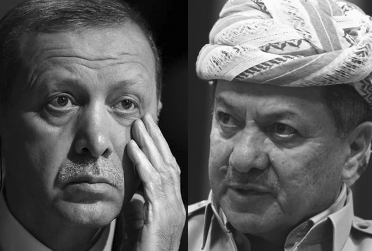 'Vanayı kapatırız' diyen Erdoğan'a yanıt: Petrol paraları Halkbank'a yatarken niye kapatmadınız?