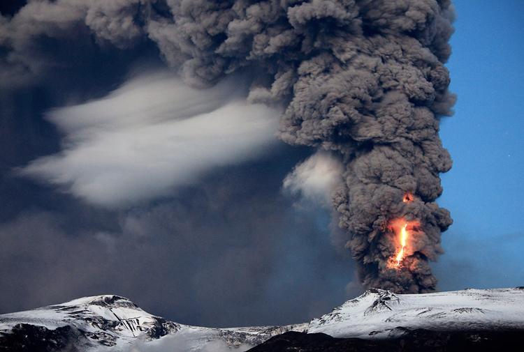 Dünyanın en büyük volkanik bölgesi bulundu