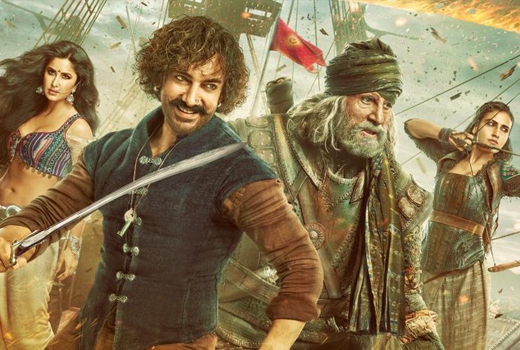 Aamir Khanın Yeni Filmi Hindistan Eşkıyalarından Fragman Gazete