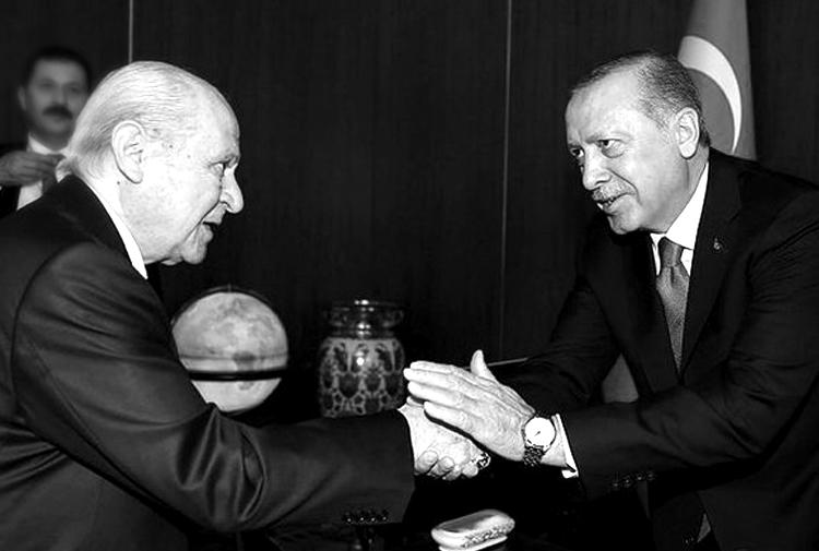 Erdoğan ve Bahçeli ile ilgili görsel sonucu