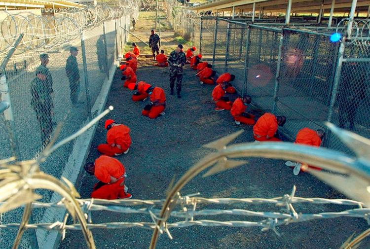 Işkencenin Sembolü Guantanamoda Yeni Hücreler Yapılıyor Gazete
