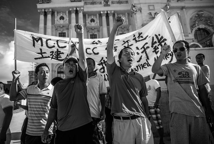 Çin-işçi