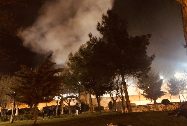 Batman Cezaevi'nden dumanlar yükseldi: Ne oldu, kim ne dedi ...
