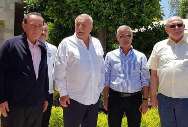 Korkut Eken Atilla Peker ile Kıbrıs'a gittiğini doğruladı — Gazete Karınca
