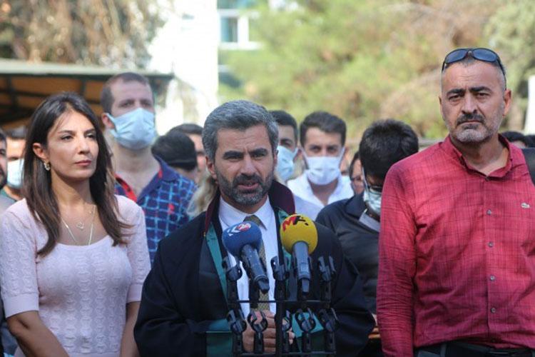 Diyarbakır Barosu başkanı salondan atılmıştı: 78 barodan ortak tepki