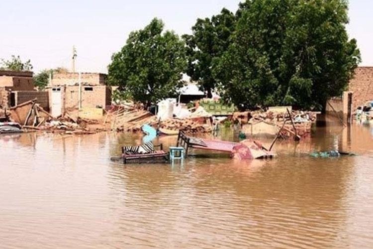 Sudan'daki sel felaketinde 84 kişi yaşamını yitirdi