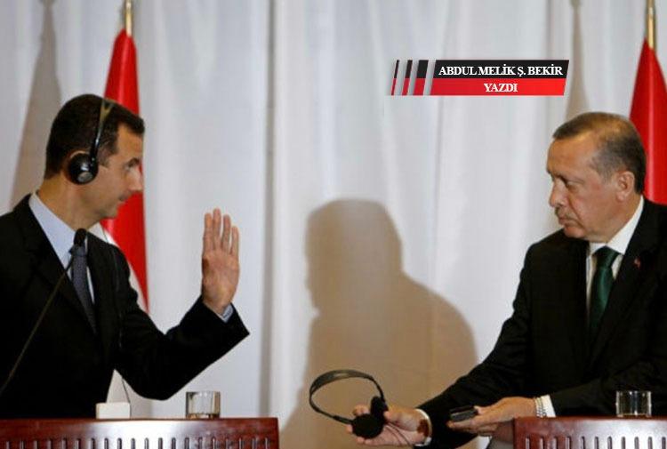 Nereden nereye: Esad rejimi neden Türkiye'nin ilişki kurma talebini reddetti