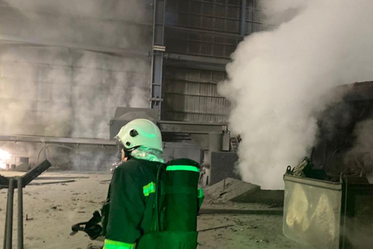 Bartın'da fabrikada patlama: Beş yaralı