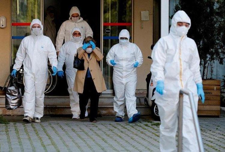 Günlük Corona virüsü tablosu: 217 kişi daha hayatını kaybetti