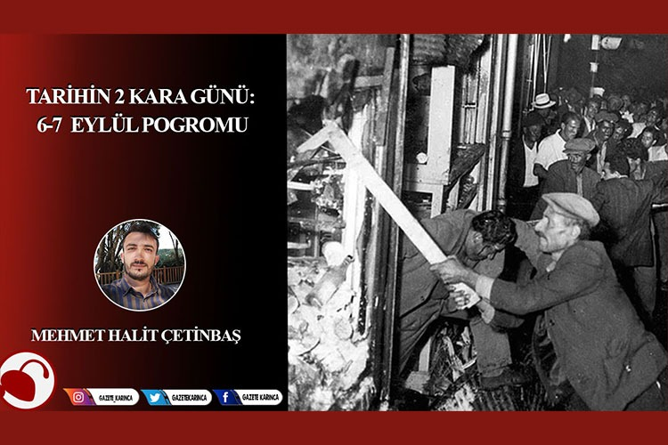 Tarihin kara 2 günü: 6-7 Eylül 1955 Pogromu