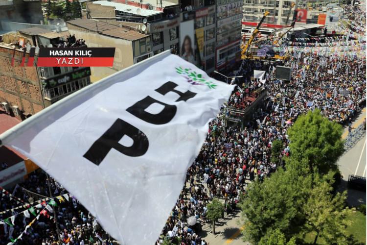 Siyaset düğümü ve Kürtler (3): HDP için fırsat, HDP bir fırsat!