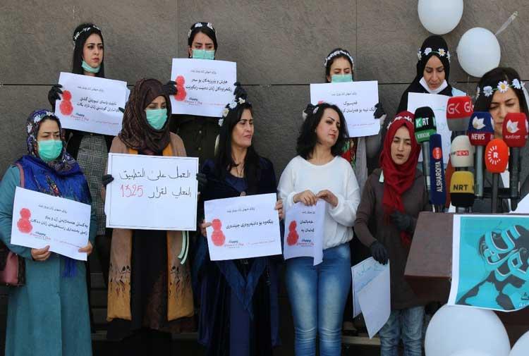 Kerkük'te 6 ayda 50 kadın intihara sürüklendi