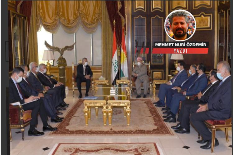 CHP'nin Erbil ziyareti