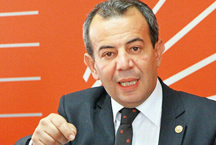 CHP, Tanju Özcan'ı disipline sevk etti