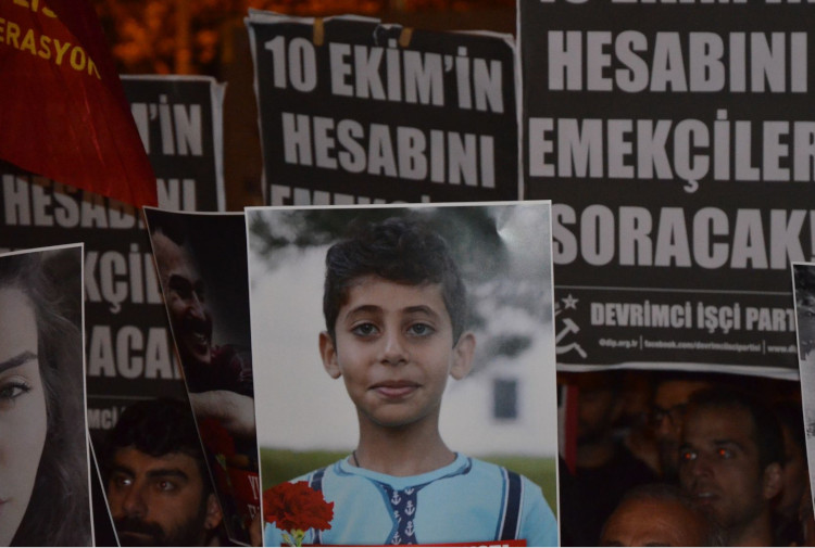 Danıştay: 10 Ekim Katliamı'nda devletin kusuru yok