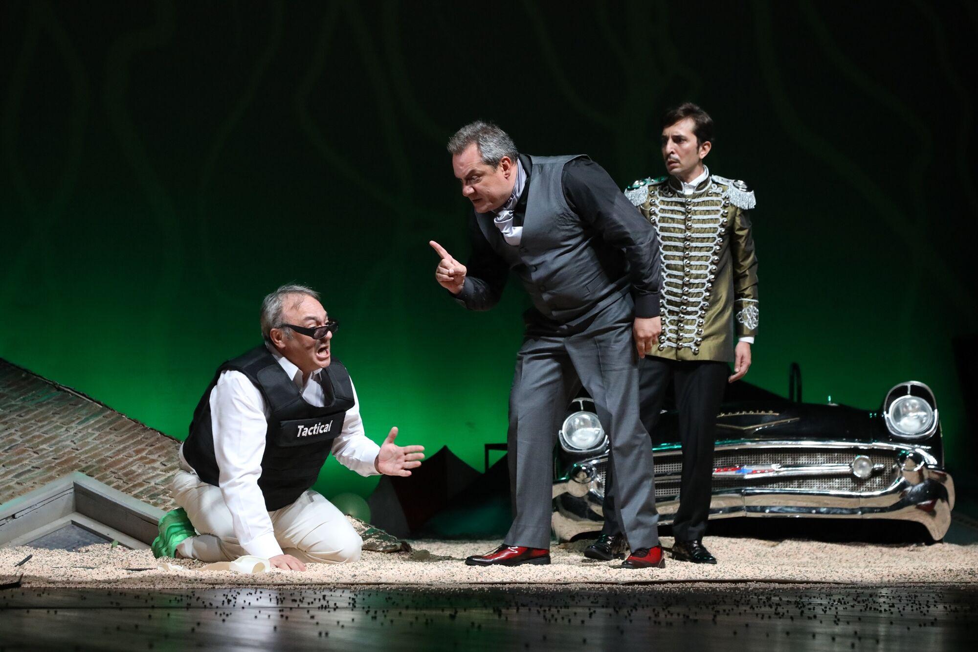 İBB Şehir Tiyatroları'nda bu hafta 9 oyun var