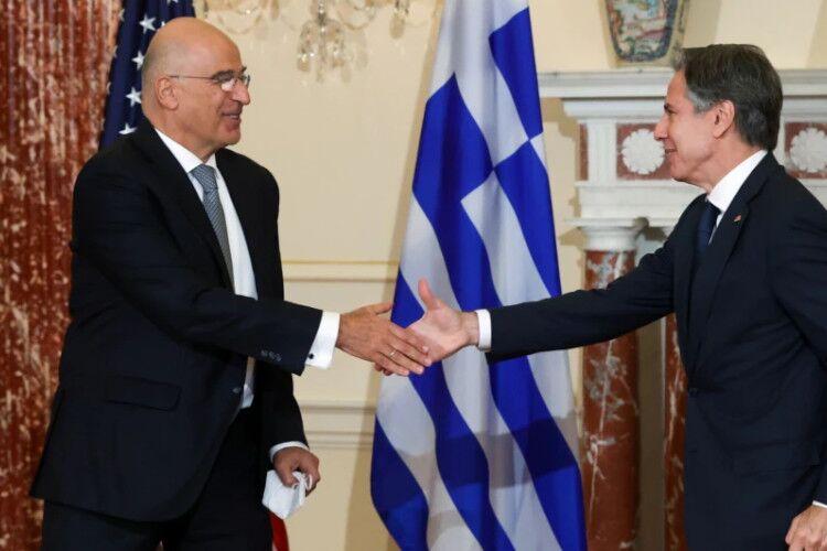 ABD ve Yunanistan savunma anlaşması imzaladı