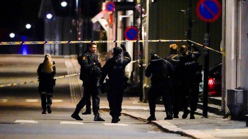 Norveç'te oklu saldırı: En az 4 kişi öldü