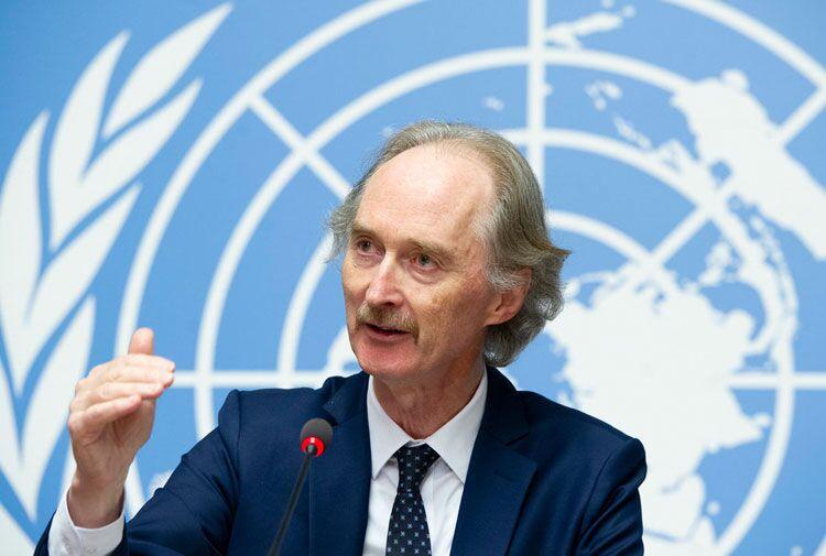BM Suriye Özel Temsilcisi: Anayasa görüşmeleri hayal kırıklığıyla sonuçlandı