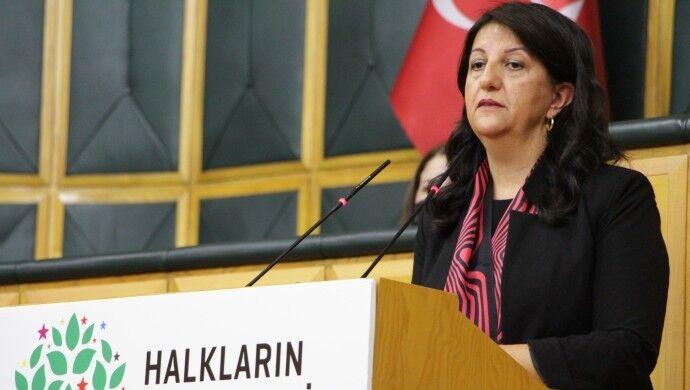 Pervin Buldan: Halk geçim diyor, iktidar savaş diyor