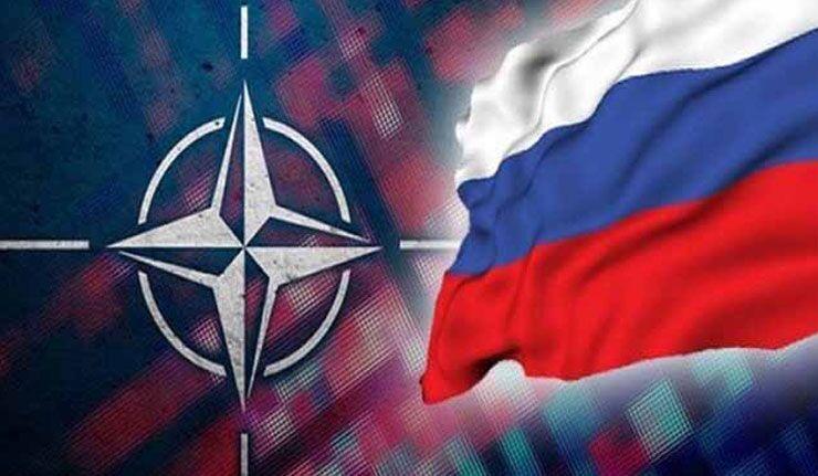 Rusya NATO'daki misyonunu askıya alıyor