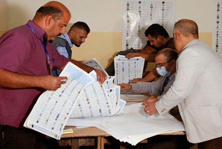 Irak parlamento seçimlerine katılım oranı yüzde 41'de kaldı