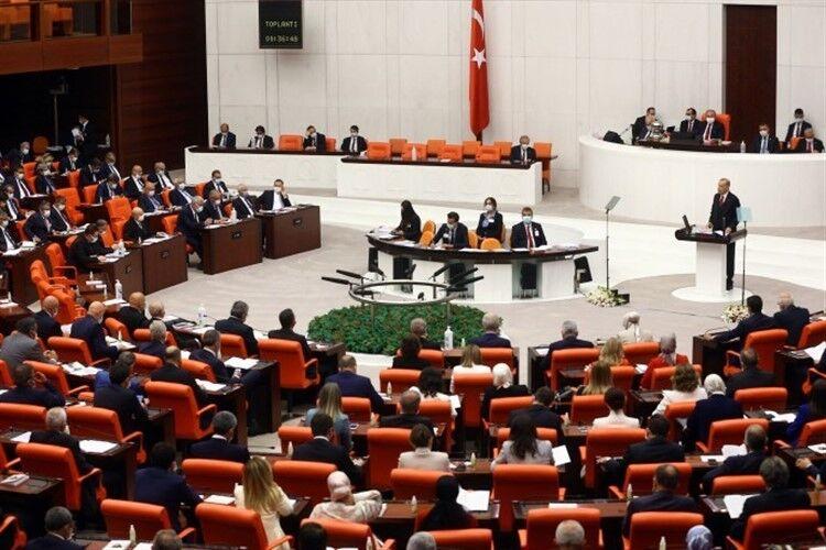 2022 bütçesi Meclis'e sunuldu: Savunma bütçesi yüzde 30 arttı
