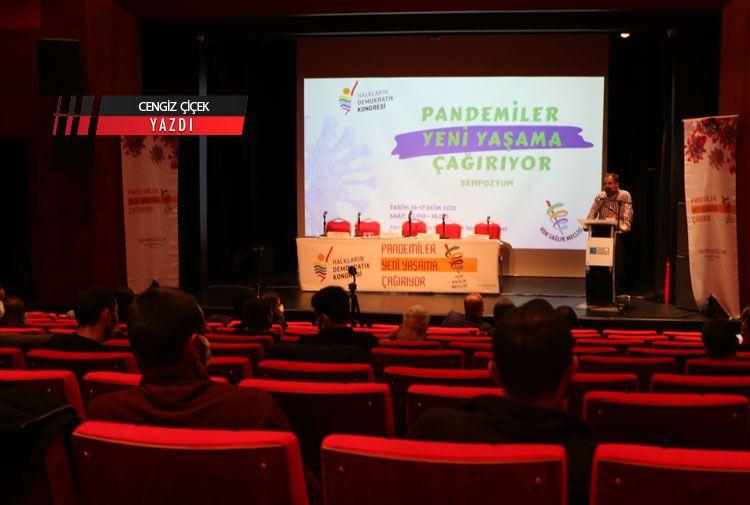 'Pandemiler Yeni Yaşama Çağırıyor!'