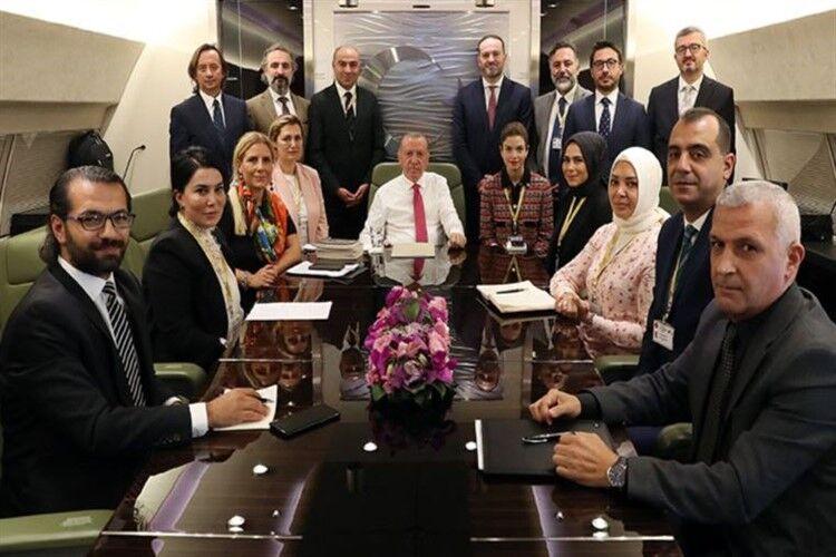 Erdoğan'dan büyükelçilere: Bunları ülkemizde ağırlama lüksümüz olamaz