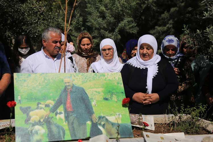 IŞİD'in katlettiği gazeteci Kadri Bağdu anıldı
