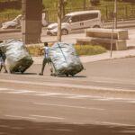Ankara'da gözaltına alınan atık kağıt işçilerine 204'er TL para cezası