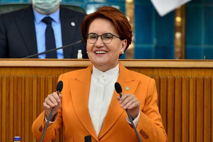 Akşener: Ucube sistemin devri bitti, başbakan geliyor