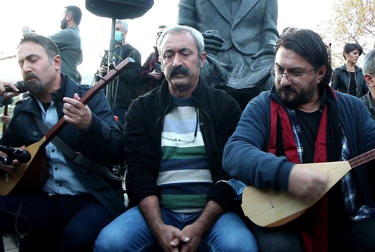 Mikail Aslan ve Cemil Qoçgîr'nin konserine valilik engeli