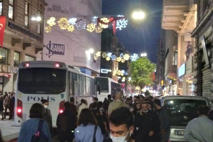 MKM protestosuna polis müdahalesi: Gazeteciler dahil 10 gözaltı